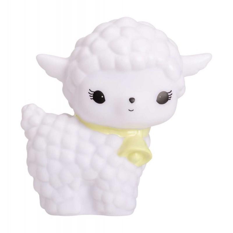 Veilleuse – Mini Agneau – Blanc