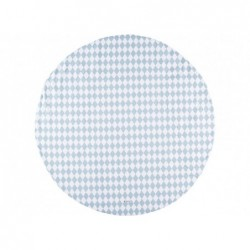 Tapis de jeux Ø 105 – Apache – Diamants bleus