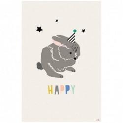 Affiche Happy