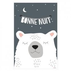 Affiche Bonne Nuit