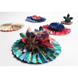 Kit Origami Turquoise