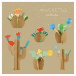 Kit créatif Cactus