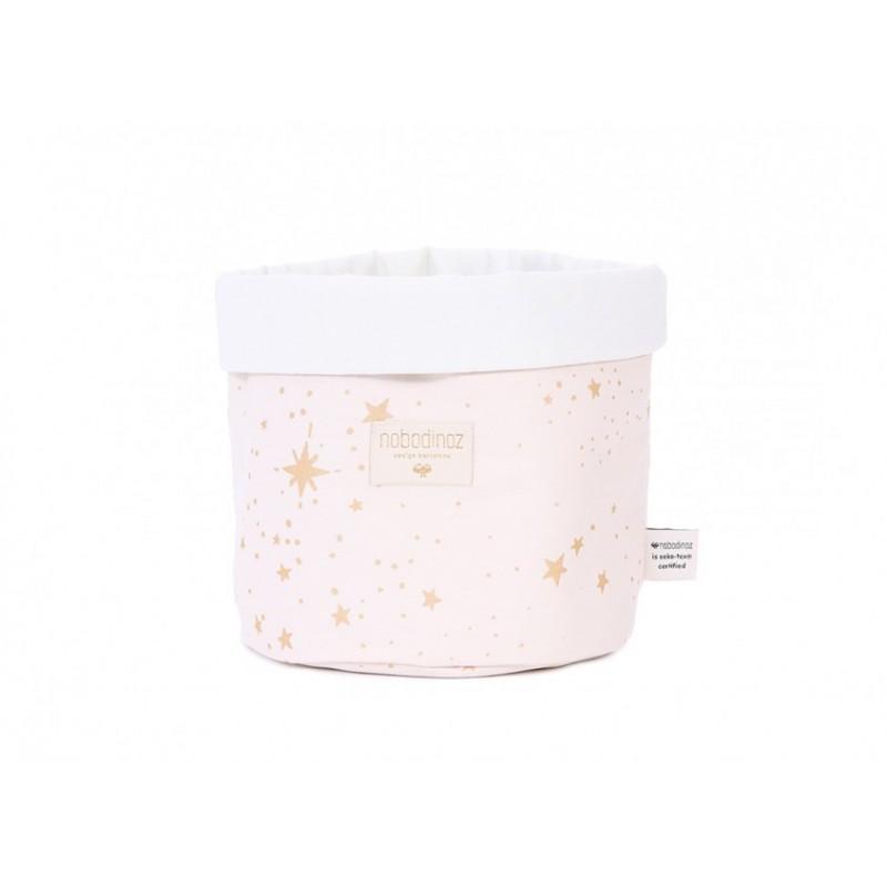 Panier – Panda – Gold Stella – Dream pink