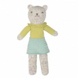 Petite peluche en tricot – Tweedy Bergamot