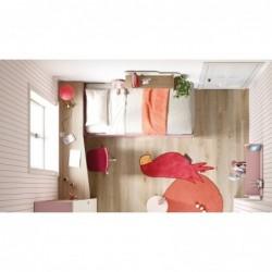 Chambre adolescente – Dora