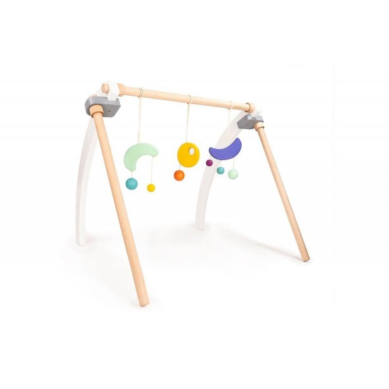 Arc de jeux en bois – Baby Gym