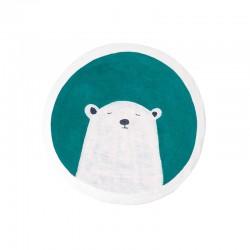 Round rug Ø120 cm – Pasu...