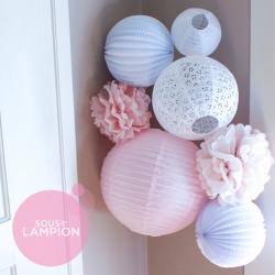 Paper Lanterns kit - Julie