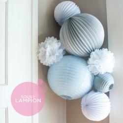 Paper Lanterns kit - Raphaël