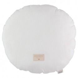 Round Cushion - Newton - White