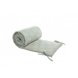 Tour de lit – Nest – blanc...