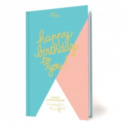 Book - Happy Birthday to...