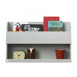 Bunk Bed Buddy Wall Shelf -...
