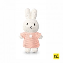 Miffy Uni - Pastel Rose