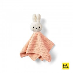Miffy Doudou - Pastel Rose