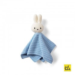Miffy Doudou - Pastel Blue