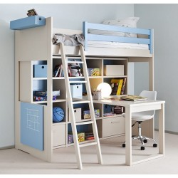 Loft Bed  XL + Ladder