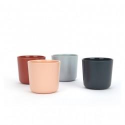 Set of 4 cups Ekobo - SCANDI