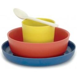 Dish set - Royal Blue