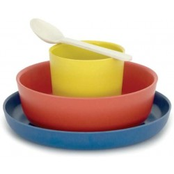 Ensemble de vaisselle Ekobo...