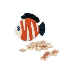 Wooden Puzzle - Sea Animals