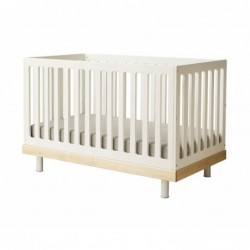 Lit de bébé Classique – Bouleau
