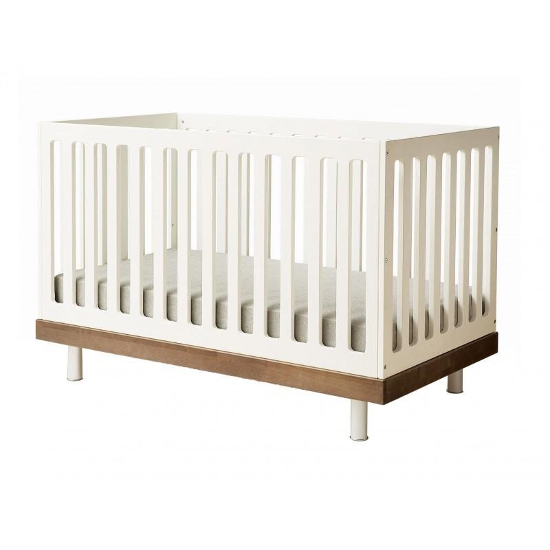 Lit de bébé Classique – Noyer