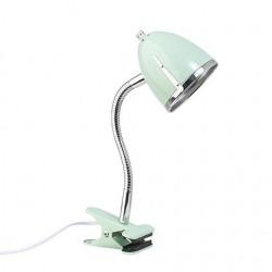 Mint clip-on lamp