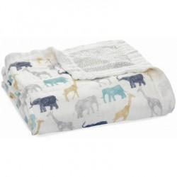 Dream Blanket - Elephants...