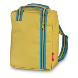 Zipper Backpack - Mustard (L)