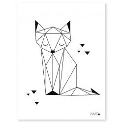 Poster - Fox