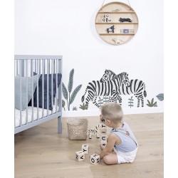 Stickers Sheet - The Zebras