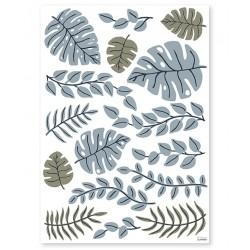 Stickers Sheet - The Foliage