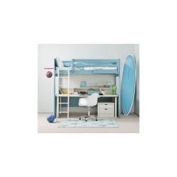 Lit mezzanine Liso – XL – 20 coloris