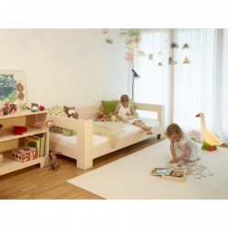 Lit enfant n°1 – 90X200 cm (Option 140×200 cm)
