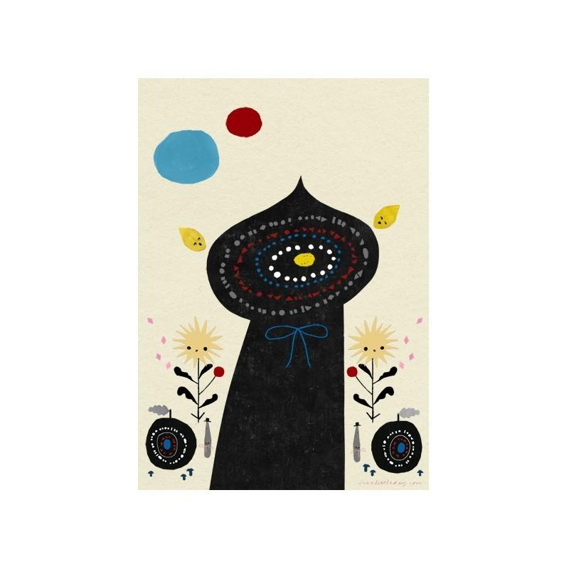 Affiche – Baobab